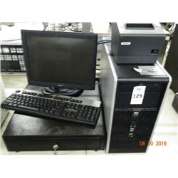 HP POS Components