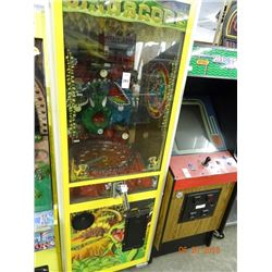 "Planet Earth ""Dinoscore"" Coin-Op Arcade Game"