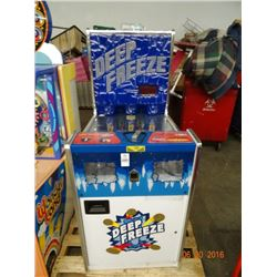 "Seidel ""Deep Freeze"" Coin-Op Arcade Game"