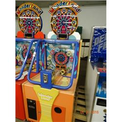 ?? Wonderland Coin-Op Arcade Game