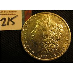 1879 O Morgan Silver Dollar. EF.