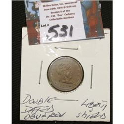"1864 CWT ""Liberty/Shield"" Double Dated Obv. & Rev."