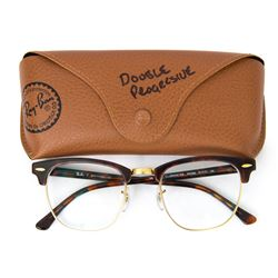 Aaron Rapaport (Seth Rogen) Ray-Ban Eyeglasses from The Interview