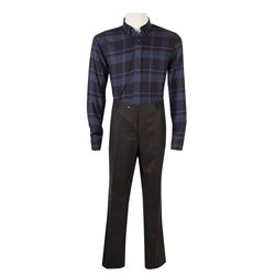 Aaron Rapaport (Seth Rogen) Hero Shirt & Pants from The Interview