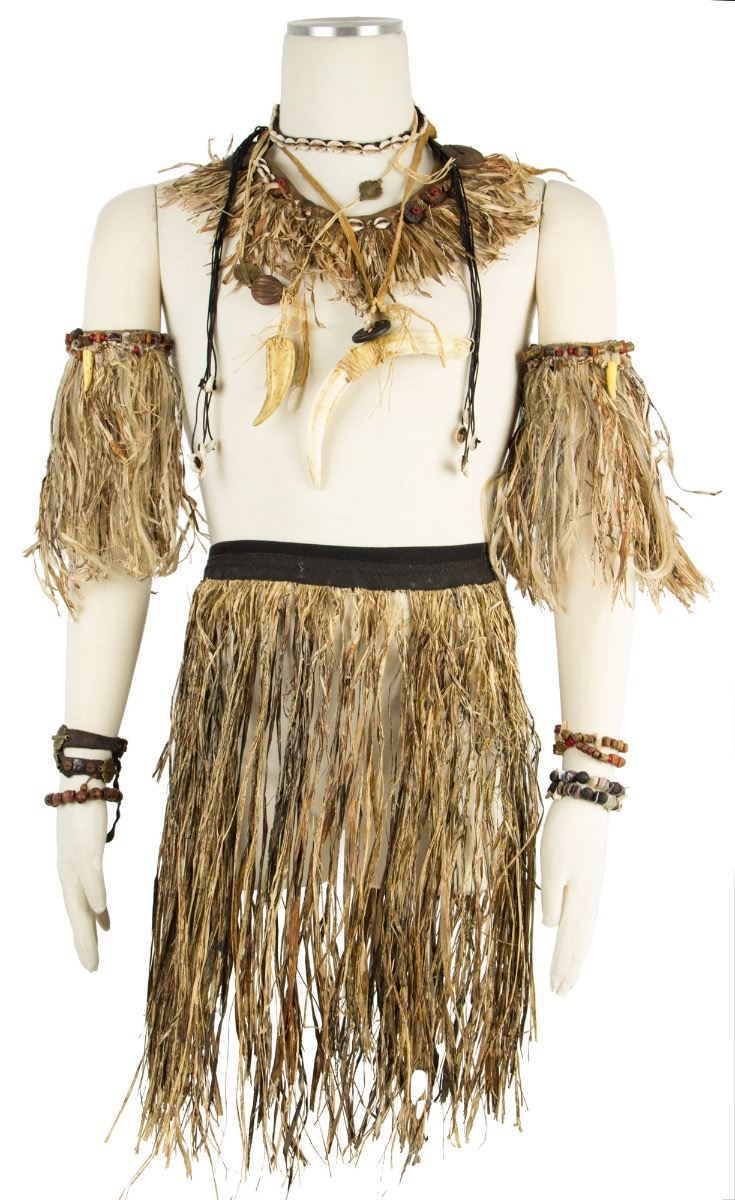 Witch Doctor Costume from Goosebumps