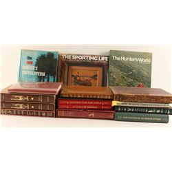 Lot of Hunting Related Books