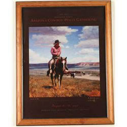 Arizona Cowboy Poets Gathering Print