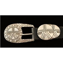 Cherokee Buckle & Keeper