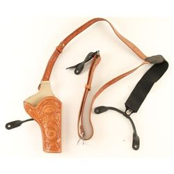 Old West Style Maker Shoulder Holster
