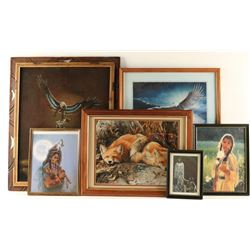 Bonanza Art Lot
