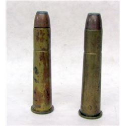 2 RDS 40-65 WINCHESTER AMMO