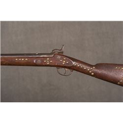 U.S. Springfield Musket Converted to Indian Rifle