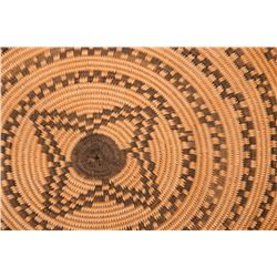 "Apache Basketry Tray, 3"" x 14"""