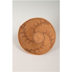 "Chemehuevi Basketry Bowl, 4 ½"" x 8"""