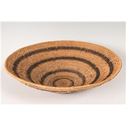 "Seri Basketry Bowl, 4 ¾"" x 16 ½"""