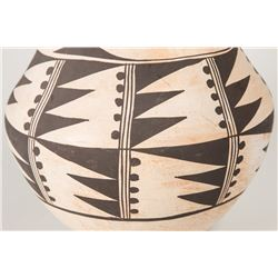 "Acoma Wedding Vase by Jessie Garcia, 11 ½"" x 7 ½"""
