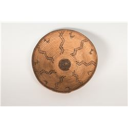 "Apache Basketry Tray, 2"" x 8 ¼"""