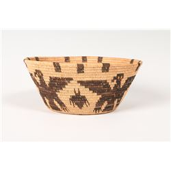 "Maidu Basket, 3 ¼"" x 7"""