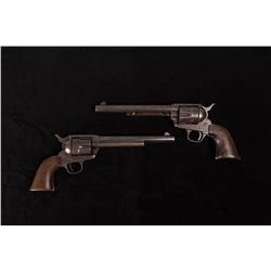 Pair of Colt Single Action Army Revolvers
