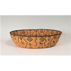 "Apache Basketry Tray, 5"" x 20"""