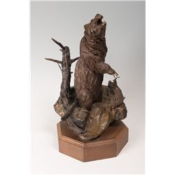 Gary Shoop, bronze