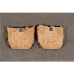 "Pair of Southern Cheyenne Storage Clothing Bags, 21"" x 23"" x 3 ½"""