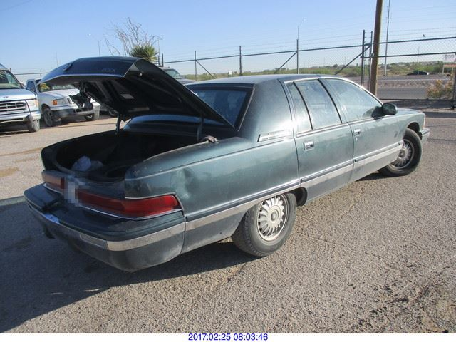 """1995 - BUICK ROADMASTER // """"PARTS ONLY"""" - Rod Robertson ..."""