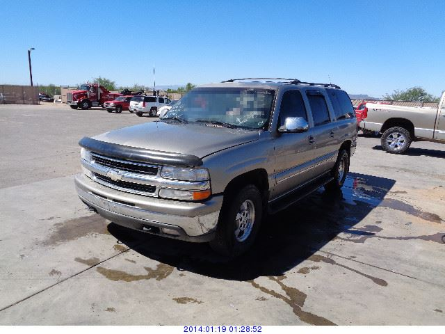 2001 Chevrolet Suburban Rod Robertson Enterprises Inc