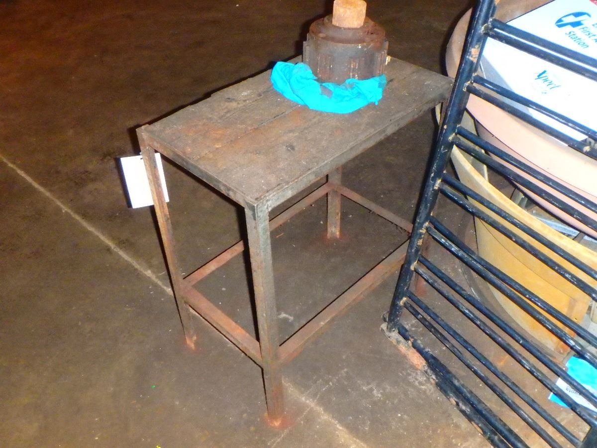 Steek work table dimensions 12 x 16 x 30 for 12 x 30 table
