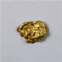 1.34 Gram Natural Alluvial Gold Nugget