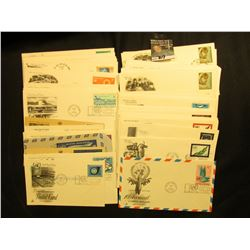 (52) 1969-1971 United Nations First Day Covers.