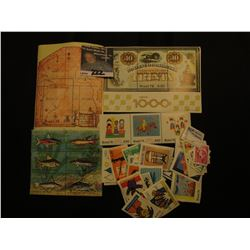 All Stamps minted from #1423-#1492 Brazil 1976 Complete. Book value $35.00.