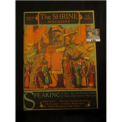 "August 1927 ""The Shrine Magazine"", ""Speaking of Men"", by Inez Haynes Irwin, & ""Speaking of Women"" by"