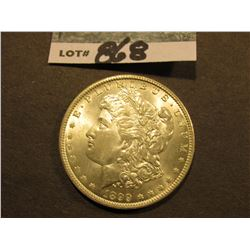 1899 O Morgan Silver Dollar. Gem Brilliant Uncirculated.