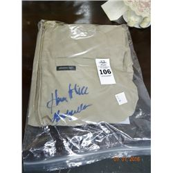 Henry Hill Autographed Members Only Jacket