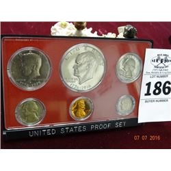 US Bicentennial Proof Set