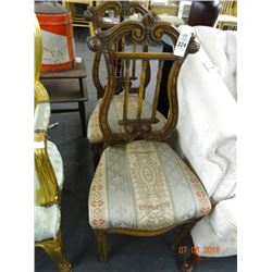 Decorative Side Chairs - 2 Times the Money