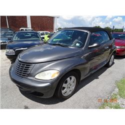 2005 Chrysler PT Cruiser Touring Ed. Convertible