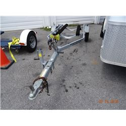 2012 Comfab S/A Galvanized 14' Boat Trailer, No Title Required