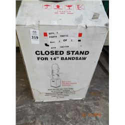 Jet Closed Stand