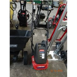 Troy Bilt Electric Cultivator