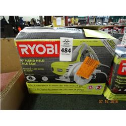 "Ryobi 4"" Tile Saw - Return"