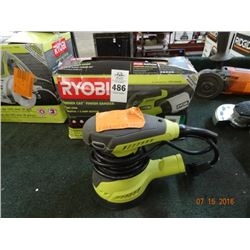 2 Ryobi Finish Sander - 2 Times the Money