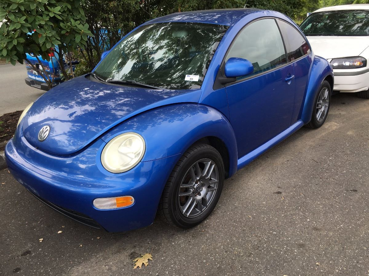 1998 volkswagen beetle 2 door blue vin 3vwbb61c4wm049056 able auctions. Black Bedroom Furniture Sets. Home Design Ideas