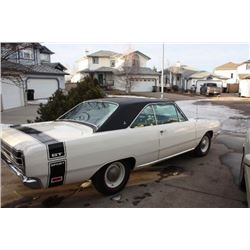 12:30 PM SATURDAY FEATURE! 1969 DODGE DART GTS