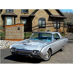 NO RESERVE! 1961 FORD THUNDERBIRD TWO DOOR HARDTOP