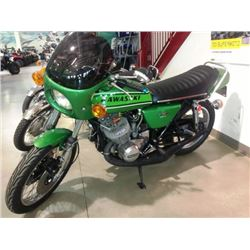 1974 KAWASAKI H2 750 WIDOW MAKER