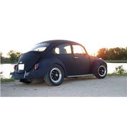 1972 VOLKSWAGON SUPER BEETLE