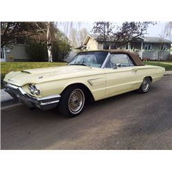 1965 FORD THUNDERBIRD CONVERTIBLE