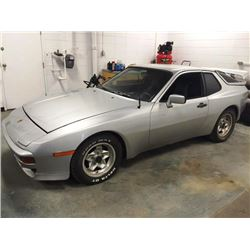NO RESERVE! 1984 PORSCHE 944 COUPE